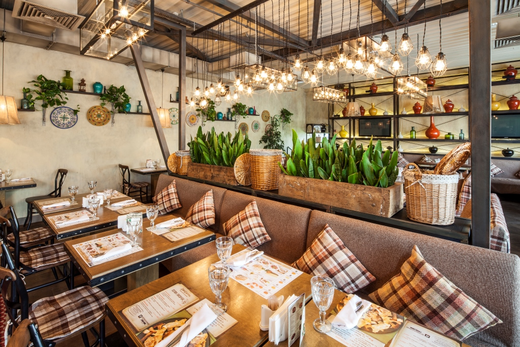 Ресторан Джонджоли - фотография 4