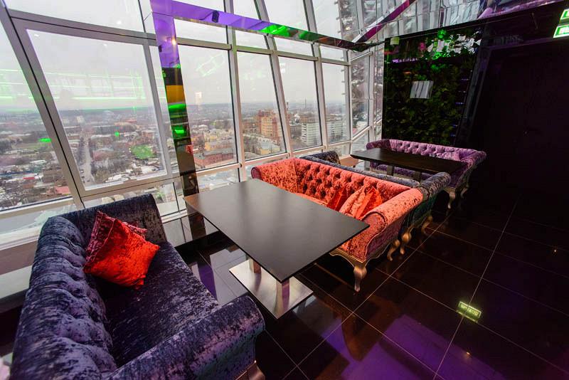 Ресторан Extra Lounge - фотография 13