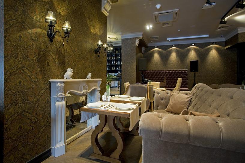 Ресторан Ля грильяж - фотография 4