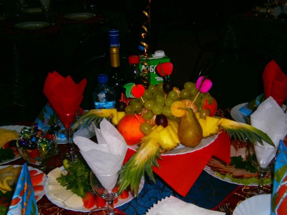 Ресторан Оазис - фотография 5