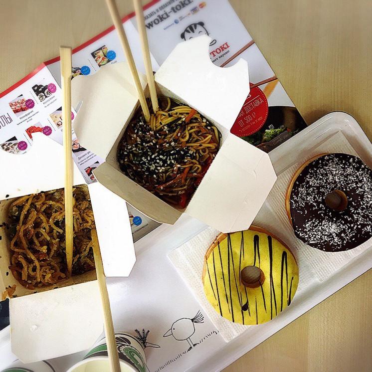 Ресторан Woki Toki - фотография 6