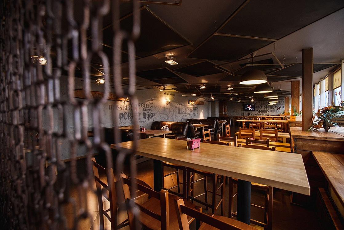 Ресторан Beef Bar Vosem - фотография 12