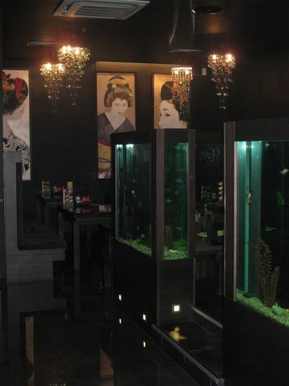 """Ресторан Японский дворик - фотография 4 - зал """"вода"""""""