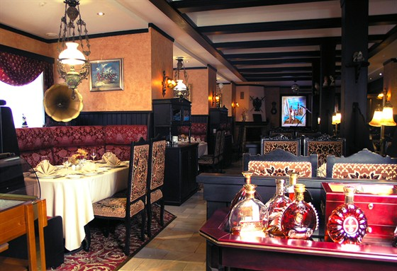 Ресторан Монте-Кристо - фотография 2