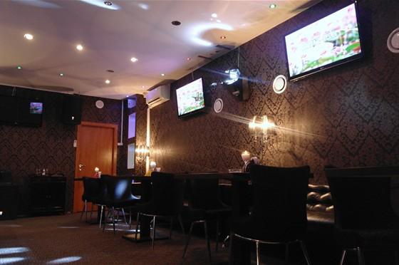 Ресторан La Fenice - фотография 8 - караоке зал