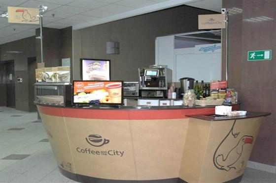 """Ресторан Coffee and the City - фотография 1 - Кофейня в БЦ """"Красивый Дом"""""""