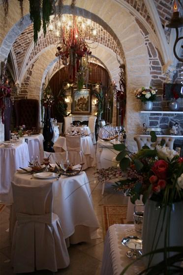 Ресторан Château de fleurs - фотография 8