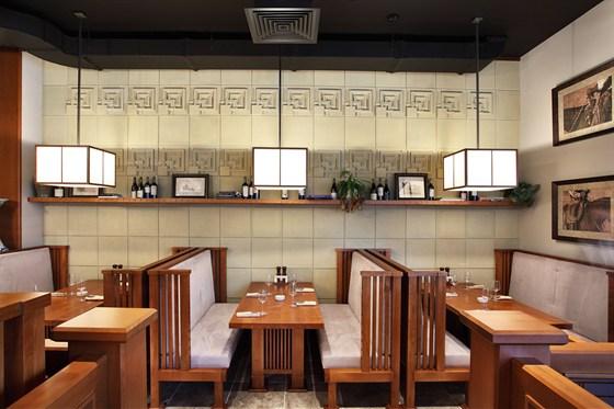 Ресторан Талиесин - фотография 11
