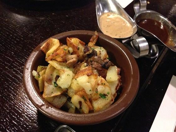 Ресторан Goodman - фотография 11 - Картошечка