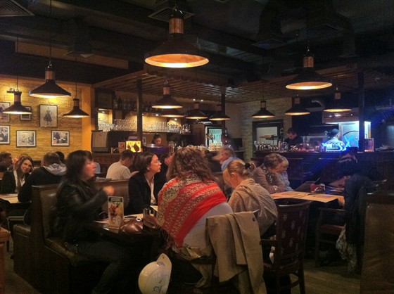 Ресторан Bar & Grill - фотография 19
