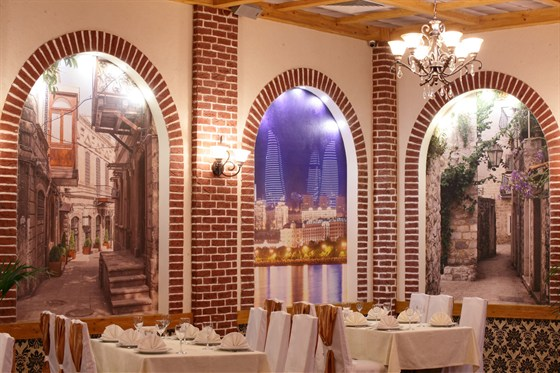 Ресторан Бакинский бульвар  - фотография 17