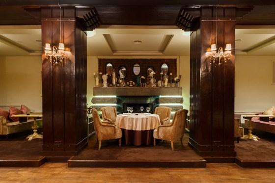 Ресторан Архитектор - фотография 9 - основной зал