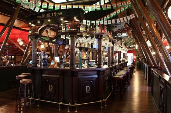 Ресторан Дублин - фотография 4
