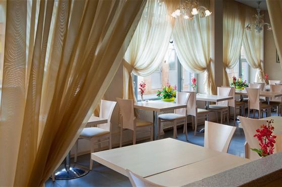 Ресторан Ардженто - фотография 2 - Кафе Ардженто Зона Кафе