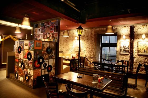 Ресторан Огонек - фотография 1