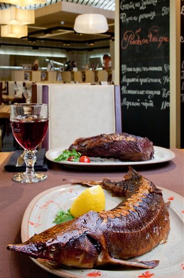 Ресторан Meat & Fish - фотография 10