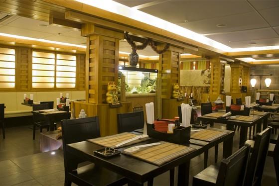 Ресторан Кунжут - фотография 1