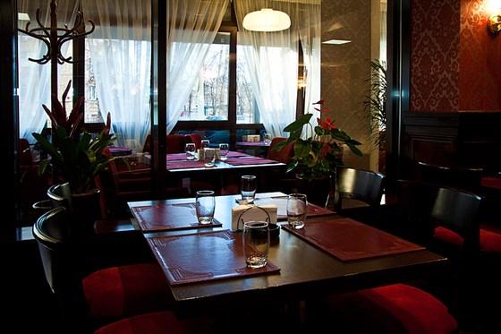 Ресторан Кабинет - фотография 4