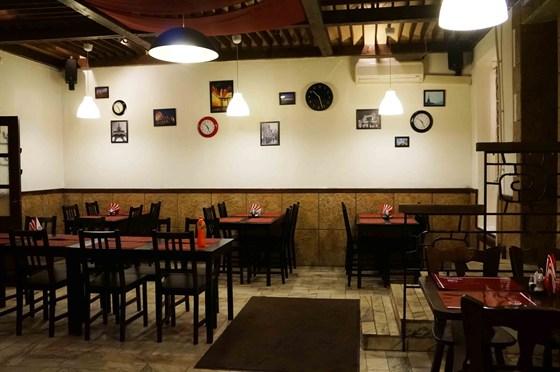 Ресторан Mashita - фотография 9
