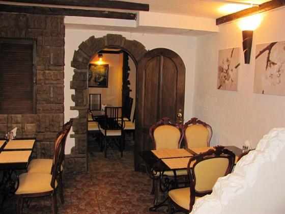 Ресторан Sky Grand - фотография 8 - Для дня рождения-отличное заведение и кормят на уровне.