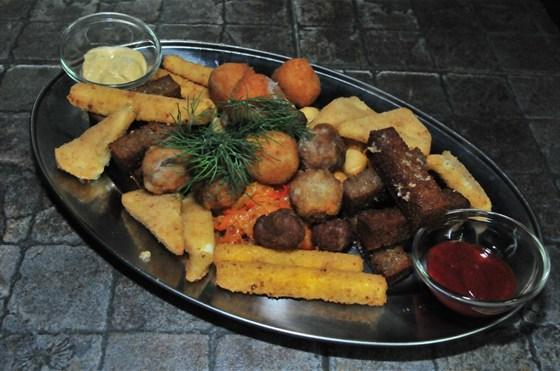 """Ресторан Nota - фотография 4 - Ассорти """"Нота Соль"""""""