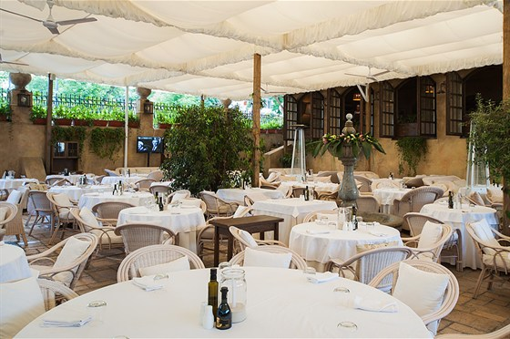Ресторан Bistrot - фотография 9