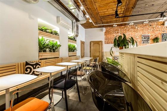 Ресторан Брусника - фотография 9