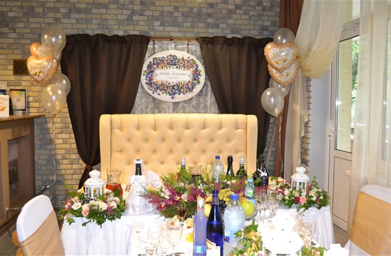 Ресторан У моста - фотография 9 - свадьба в баре Нагорного
