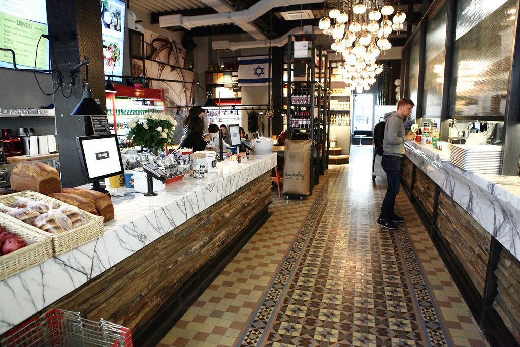 Ресторан Рынок и общепит - фотография 10