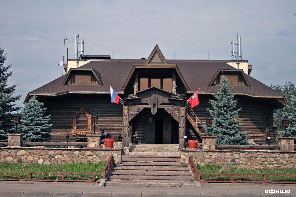 Ресторан Ермак - фотография 8