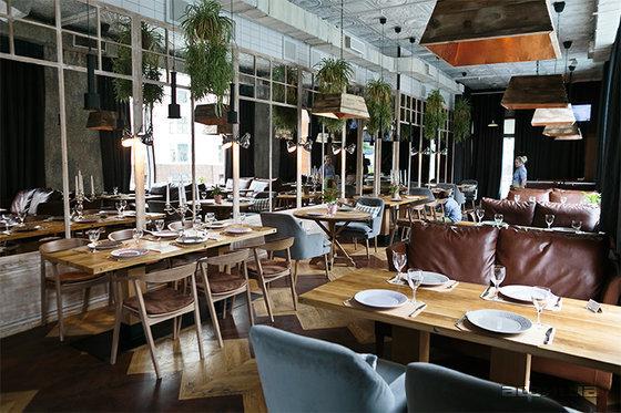 Ресторан Bon app café - фотография 4