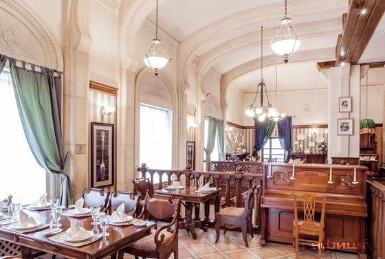 Ресторан Троекуров - фотография 1