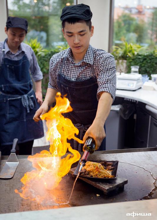 Ресторан Food Park - фотография 17