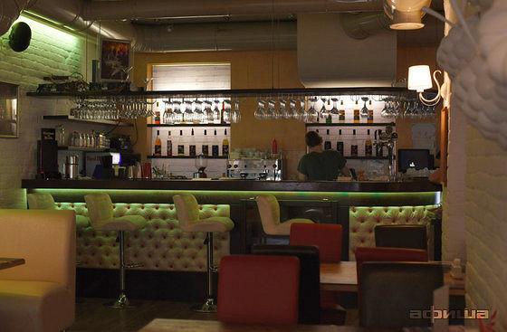 Ресторан Barberry - фотография 1