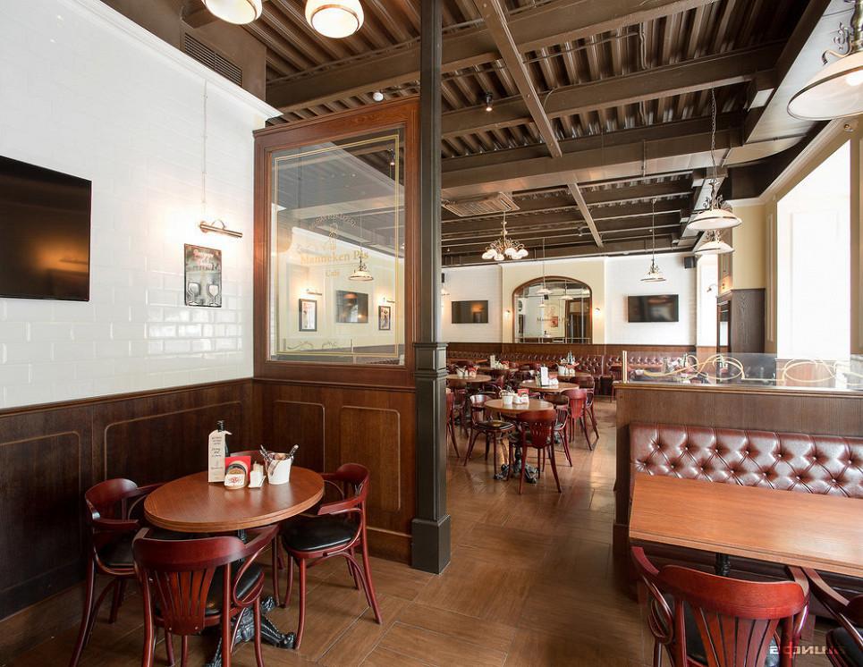 Ресторан Manneken Pis - фотография 6