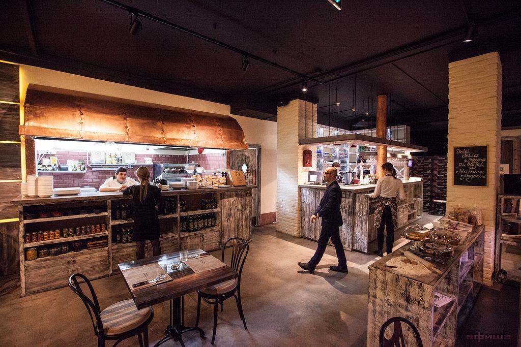 Ресторан La scarpetta - фотография 27