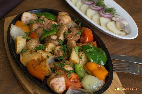 Ресторан Кинза и базилик - фотография 1