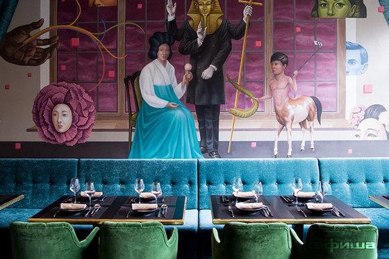 Ресторан Elements by Edward Kwon - фотография 16
