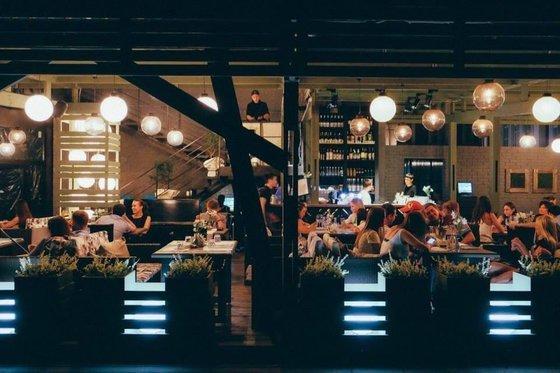 Ресторан Марусовка - фотография 1