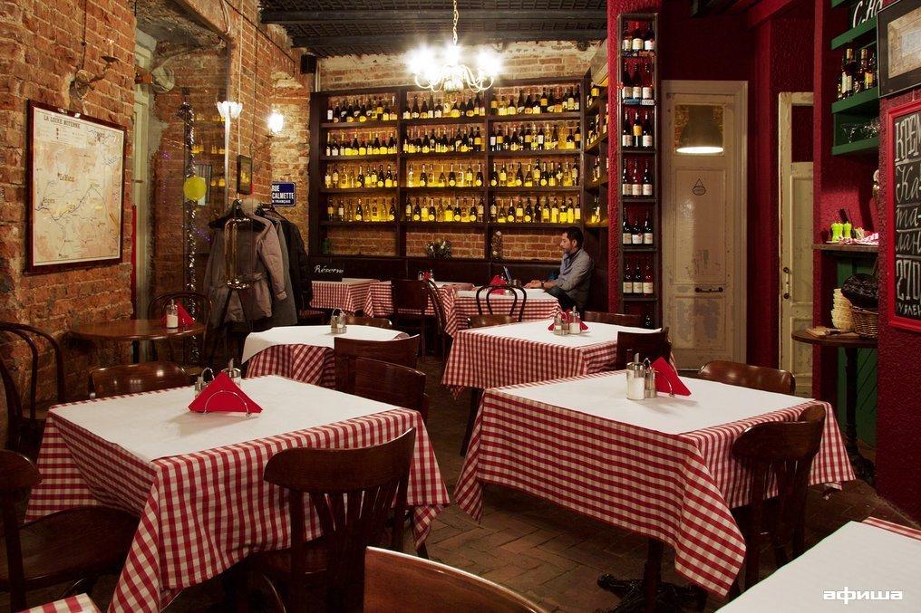 Ресторан Chez maman - фотография 13