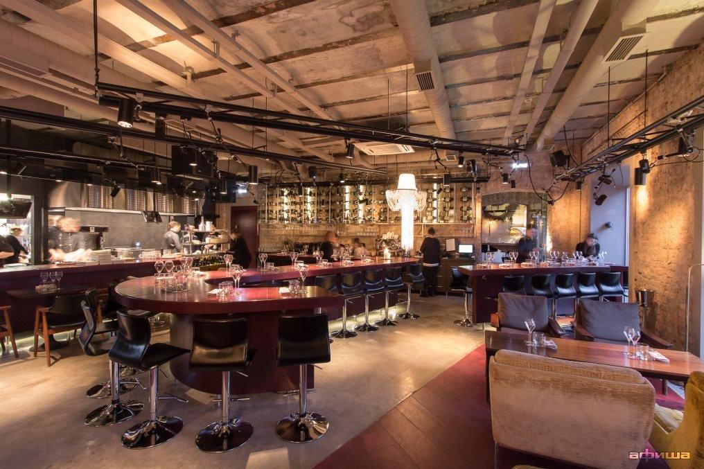 Ресторан Big Wine Freaks - фотография 15