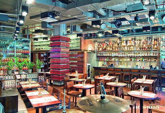 Ресторан Beerman & Пельмени - фотография 3