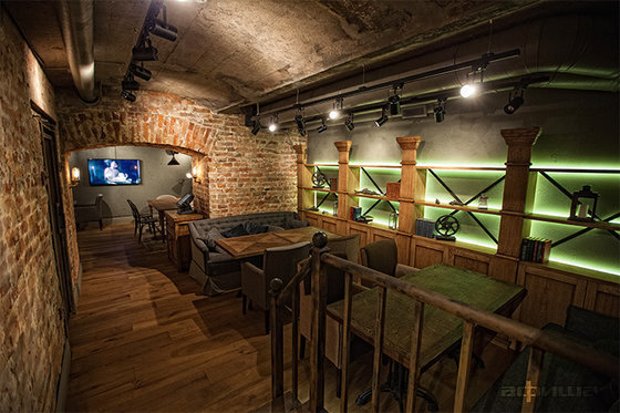 Ресторан 19 Bar & Atmosphere - фотография 9