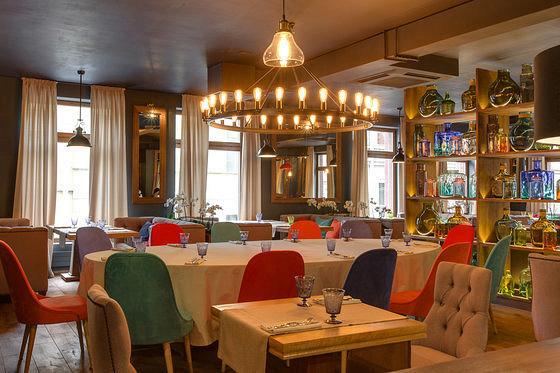 Ресторан Wcorner - фотография 15