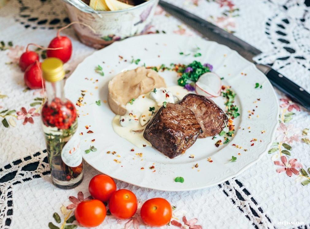 Ресторан Оливье - фотография 16