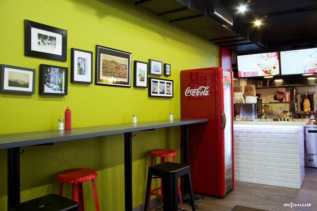 Ресторан Grill & Gyros - фотография 12