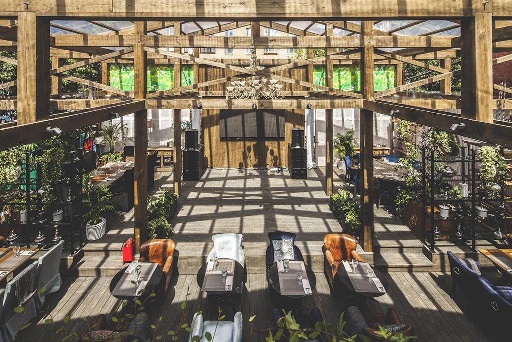 Ресторан Modus Café - фотография 9