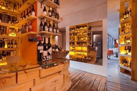 Ресторан Bar Cervetti/Винный рынок на Никитском - фотография 14