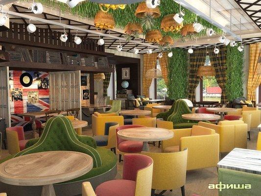 Ресторан Облепиха - фотография 10