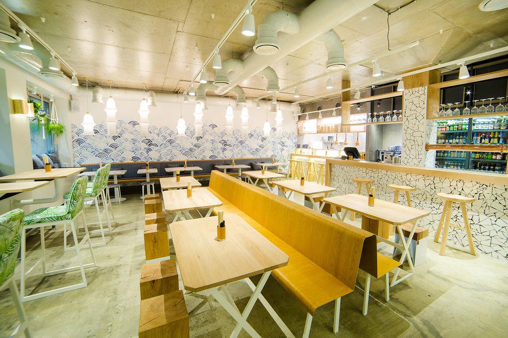 Ресторан Bao + Bar - фотография 18